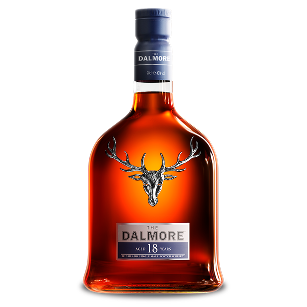 The Dalmore 18 Year Single Malt Scotch Whisky