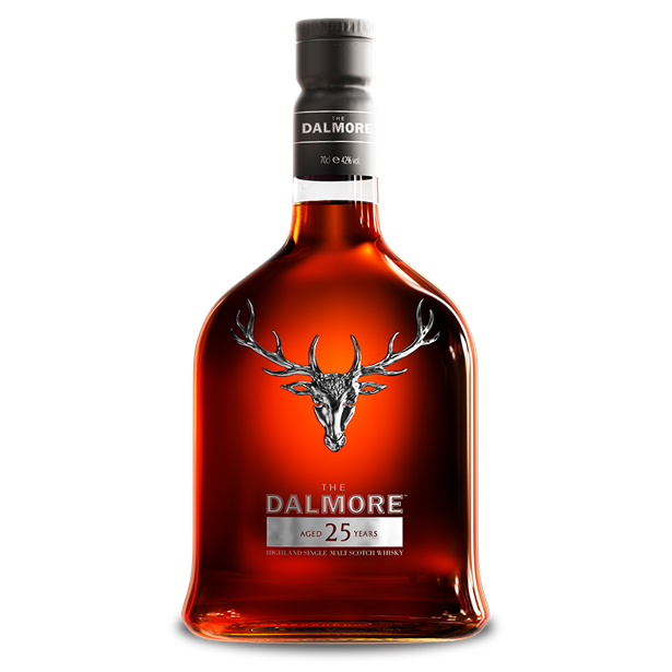The Dalmore 25 Year Single Malt Scotch Whisky