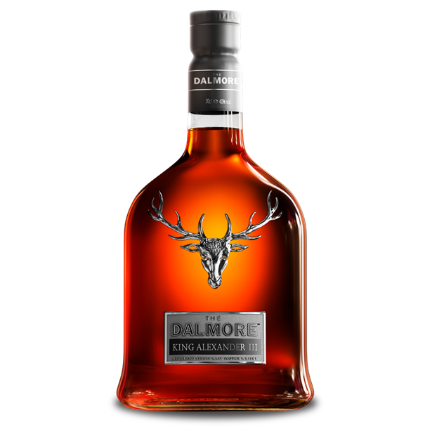 The Dalmore King Alexander III Single Malt Scotch Whisky
