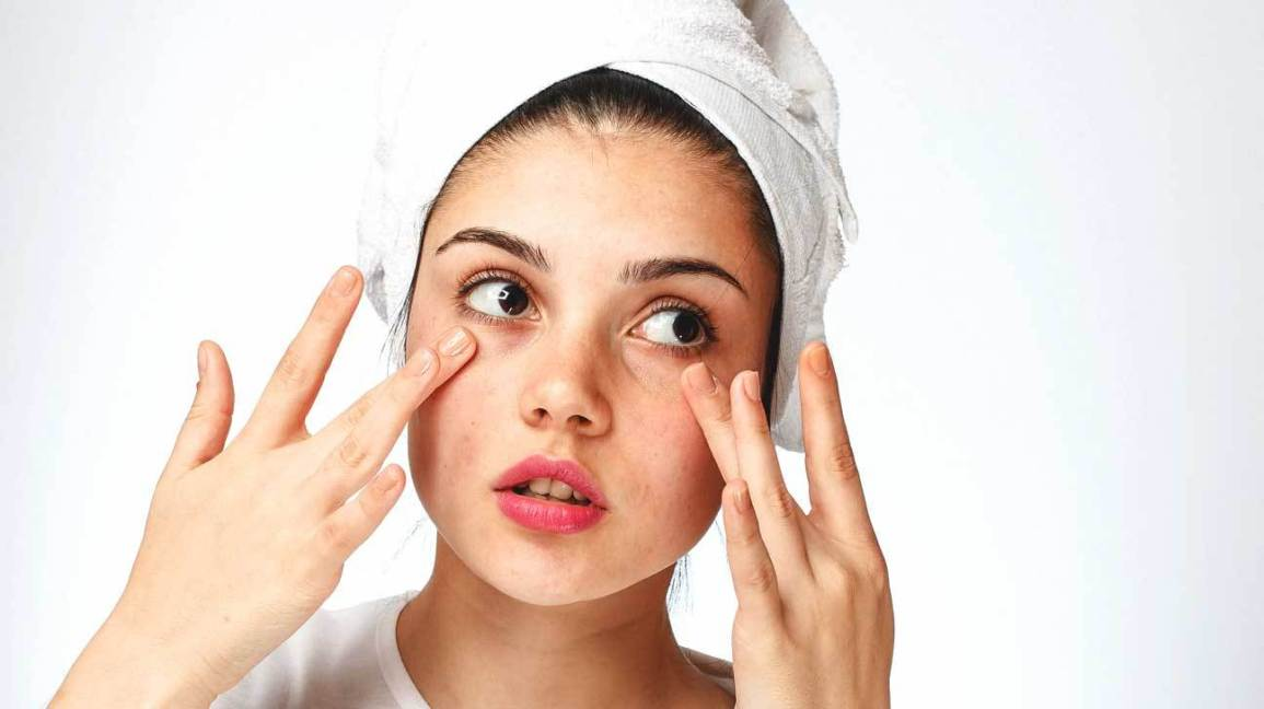 How To Cure Dry Skin On The Face Overnight
