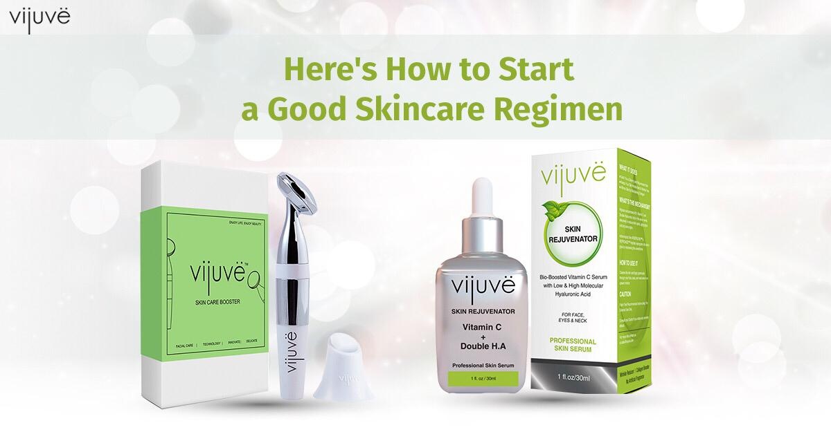 When is the Right Time to Use VIJUVE Face Serum