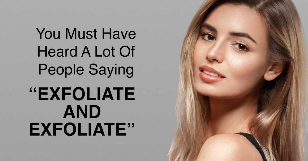 Is Exfoliation The Only Measure For Dry Skin?