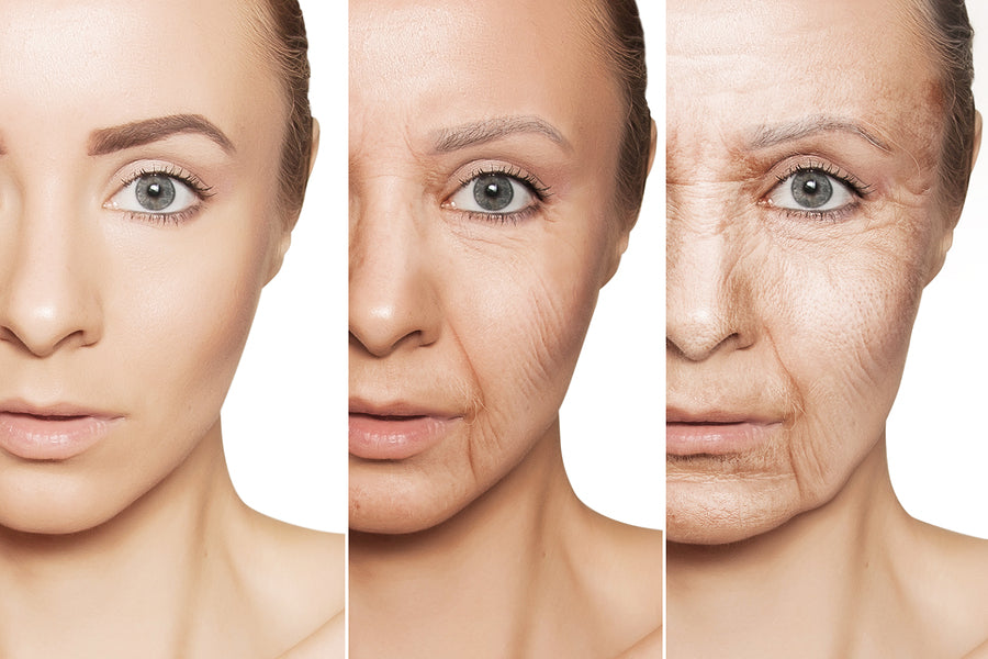 Premature Aging: How can you heal it?
