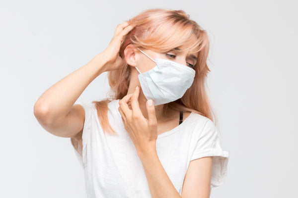 Preventing Skin Problems from Constant Mask Wearing