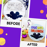 Halloween Countdown DIY Kit