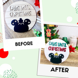 Christmas Countdown DIY Kit