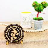 Marathon Cork Trivet or Mini Trivet