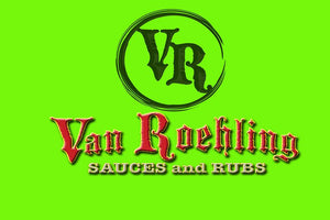 Van Roehling Sauces and Rubs, Award Winning products used by competitive cookers