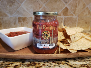 Texas Red Salsa
