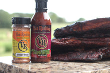 Van Roehling Sweet Piggy seasoning pork rub tenderloin sweet and savory texas flavor bbq barbecue grilling smoking baking pork chops ribs