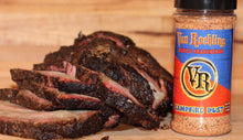 Van Roehling Campfire Dust Seasoning, brisket rub, perfect for bbq, texas flavor