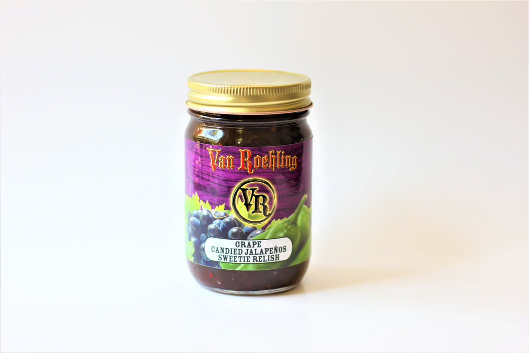 Grape Candied Jalapenos™