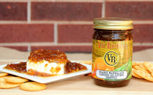 Van Roehling Orange Marmalade Candied jalapenos sweet and spicy perfect appetizer texas flavor