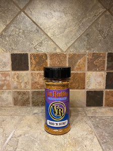 Rod N' Surf Fish Seasoning™ 4.6 oz