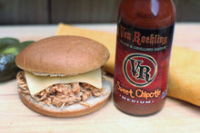 Van Roehling Sweet Chipotle Glaze and Grilling Sauce Barbecue BBQ mild chicken pork beef marinade texas flavor