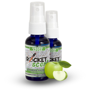 Green Apple Odor Eliminator Concentrated Air Fresheners | Rocketscent