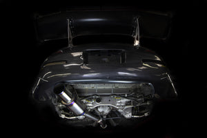 ISR Performance Series II Titanium Single GT Exhaust - Nissan 350Z