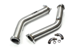 ISR Performance Stainless Steel Testpipe - Nissan 350Z Z33