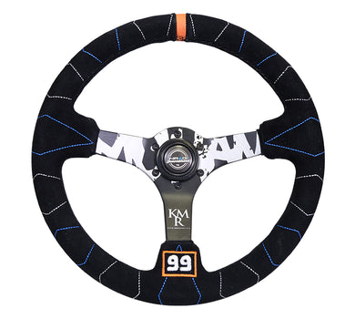 NRG Kyle Mohan Inspired Steering Wheel