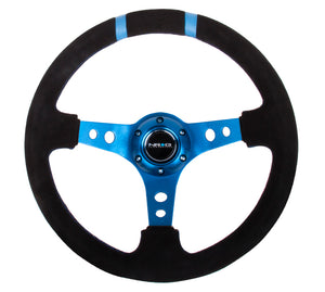 NRG Sporting Wheel RST-016S-BL