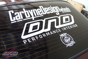 Windshield Banner