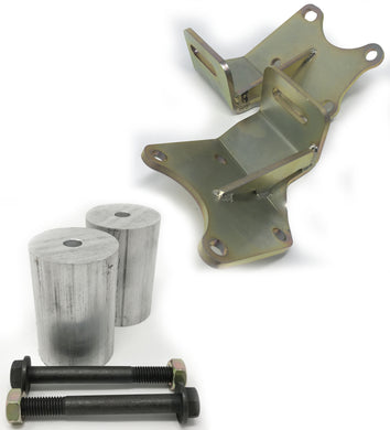 JZ TO S13/S14 ENGINE MOUNTS