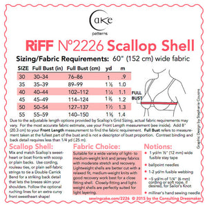 2226 - SCALLOP SHELL (PDF)