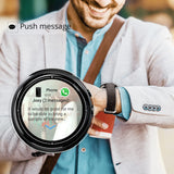 Colmi i2 Smartwatch Android 5.1 OS 2GB + 16GB 2MP WIFI 3G GPS Heart Rate Monitor Bluetooth 4.0 MTK6580 Quad Core Smart Watch - shopyes.us