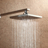 Contemporary Rain Shower Chrome Feature for  Rainfall , Shower Head - shopyes.us