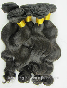 5A Grade Virgin Body Wave Brazilian Hair 10 to 30 Inches - shopyes.us