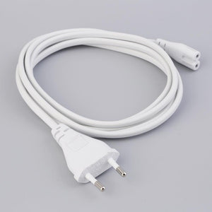 European 2-Prong Port AC For Mac Mini Router for apple TV PS2 PS3 Slim Power Cable - shopyes.us