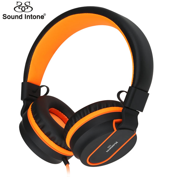 Sound Intone I35 Adjustable Headset Earphone Detachable Earbuds Headphone fone de ouvido with Microphone for Cellphone,Computer - shopyes.us