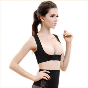 New Women Adjustable Back Support Belt Posture Corrector Brace and Support Posture Shoulder Corrector for Health Care - shopyes.us