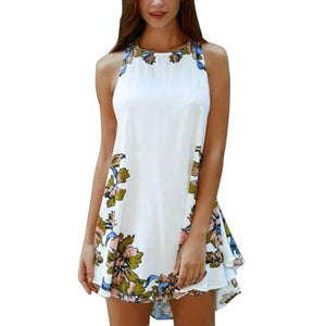 Sleeveless Party Cocktail Dress - shopyes.us