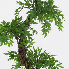 Artificial Feng Shui Oriental tree. An exclusive artificial tree.