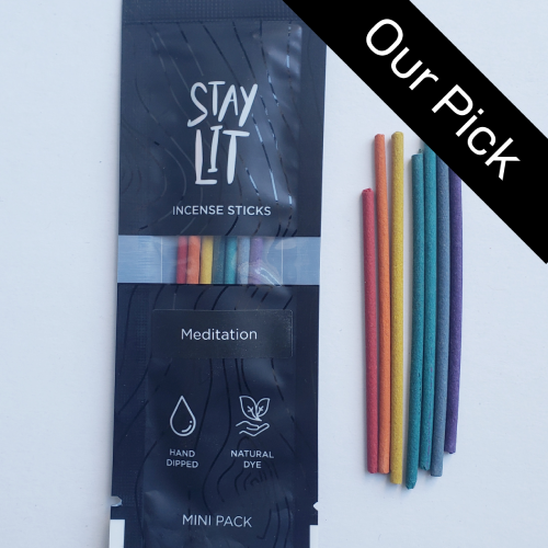 Incense Sticks by Stay Lit Meditation