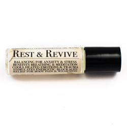 Rest & Revive Roll On Oil by Fruits To The Roots