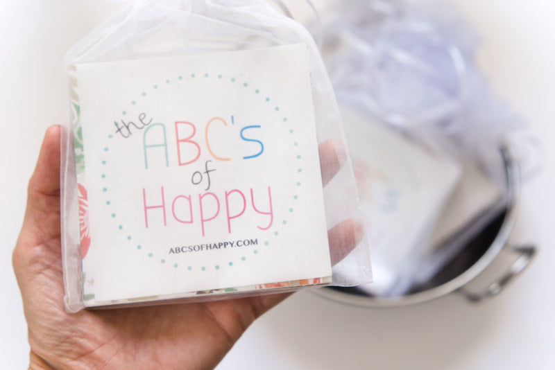 ABC's of Happy Cards