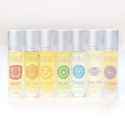 Chakra Roll On Oil by Kailo Chakra Therapy
