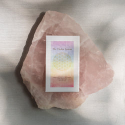Chakra Card Deck by Shakti Healing Space