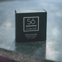Charcoal Cleansing Bar by So Luxury