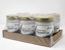 COCONUTTY 100% Organic Virgin Coconut Oil 500ml - Pack of 12