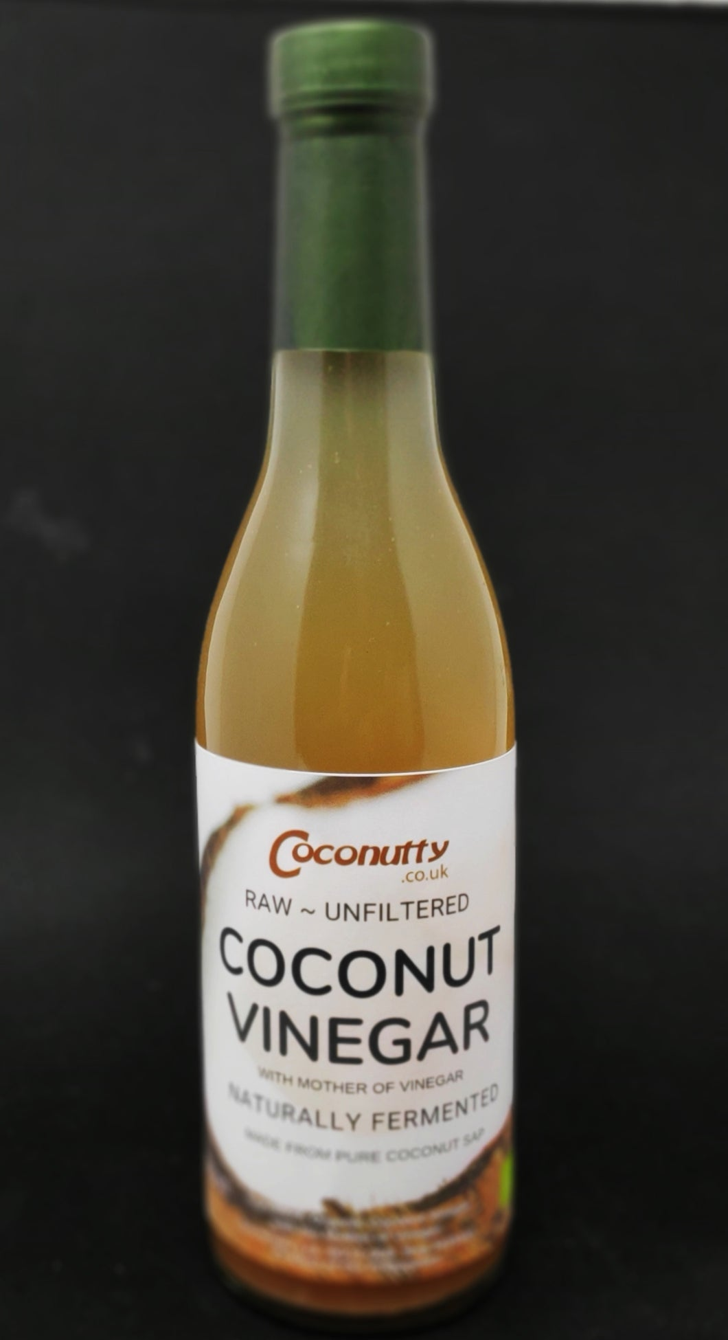 Coconut Vinegar 'With Mother' 375ml