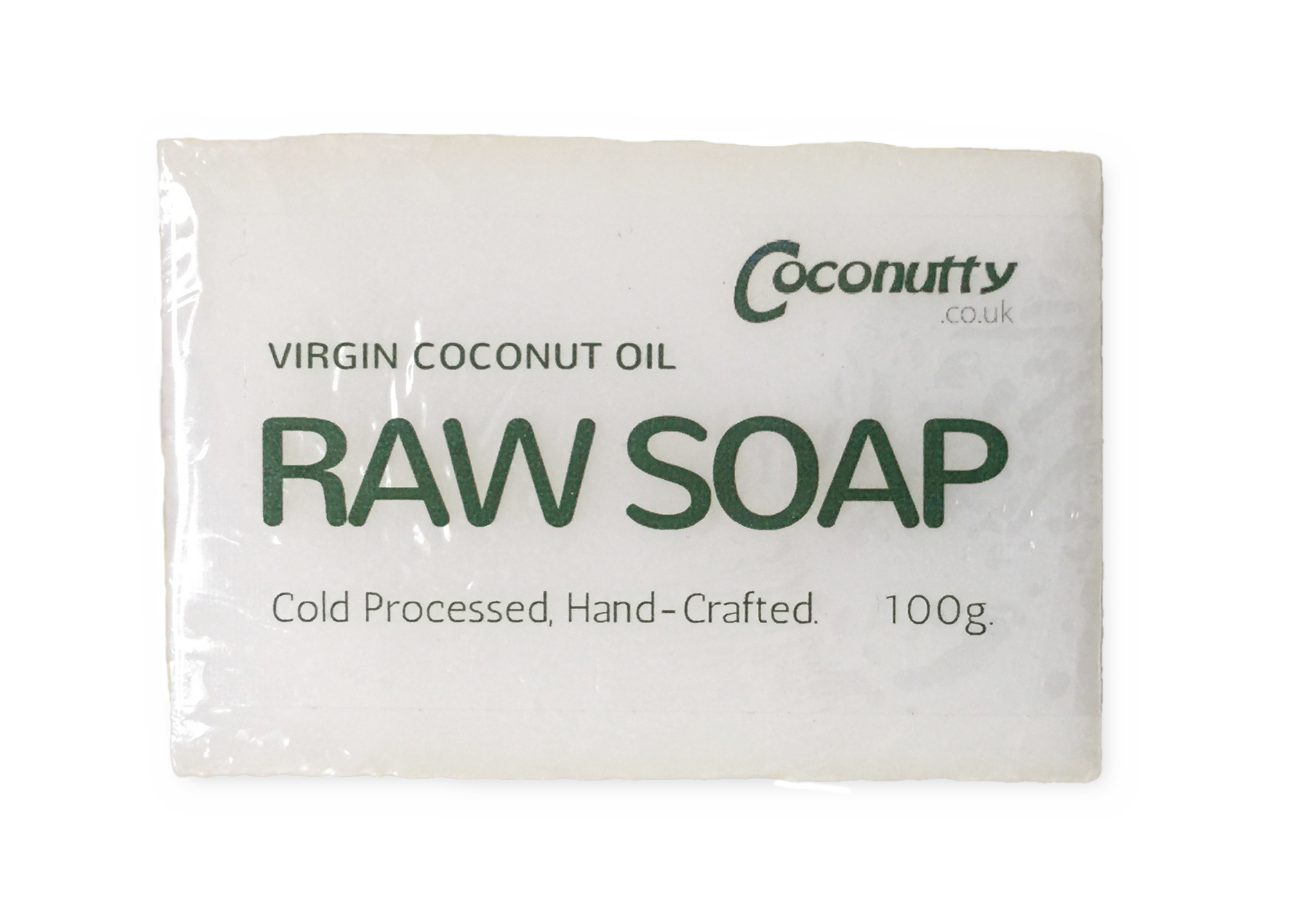 Soap Bar 100g Pure Raw Saponified Virgin Coconut Oil Coconutty Ltd Ra Glow This Item