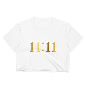 11:11 Future Success Crop Top