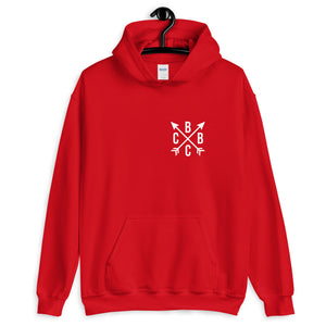 BBCC Crossed Arrows Hoodie