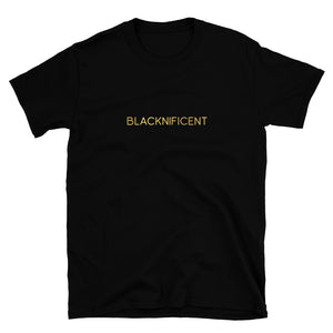 Blacknificent Kids T-Shirt