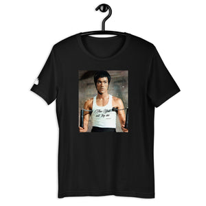 Bruce Lee 'Thou Shall Not Try Me' Celebri-Tee