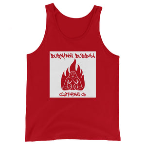 Burning Buddha Clothing Graffiti Logo Tank Top