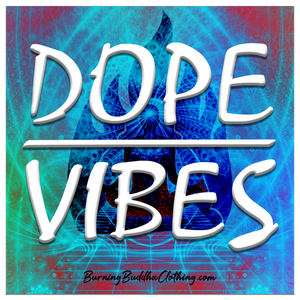 "Dope Vibes 3""x 3"" Sticker"